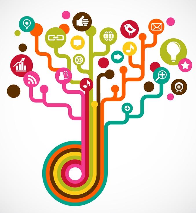 שיווק בינלאומי ברשתות חברתיות - בחירת הרשתות החברתיות בהן תפעלו