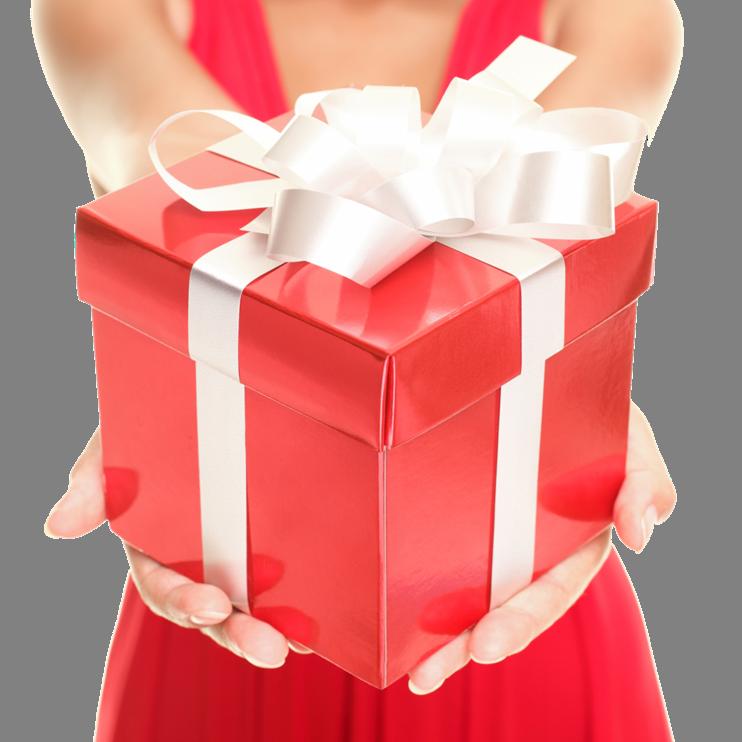 כדי שהלקוח ירגיש שזו מתנה - זו צריכה להיראות מתנה!