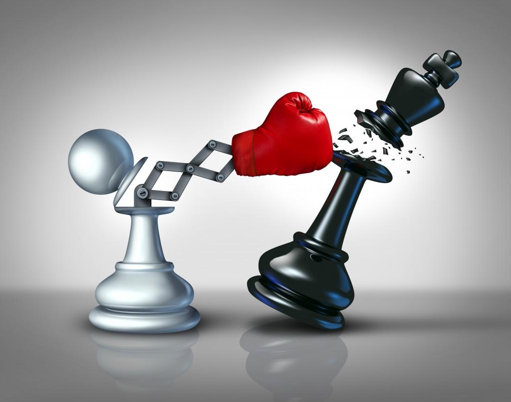 כשהתוכן שלכם חד, ברור ומובהק, אתם מצליחים לתת נוק אאוט למתחרים