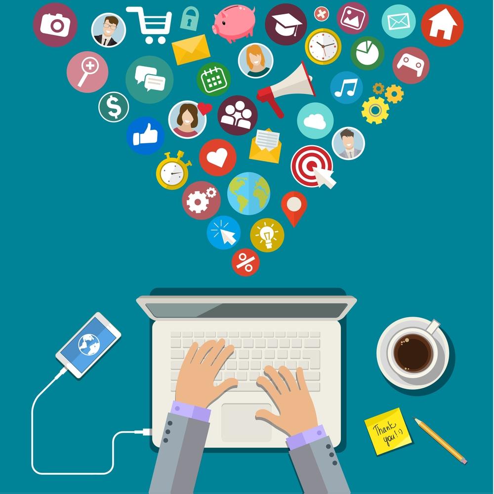 יצירת תוכן תוסס, מעניין ומגוון במרחב הדיגיטלי