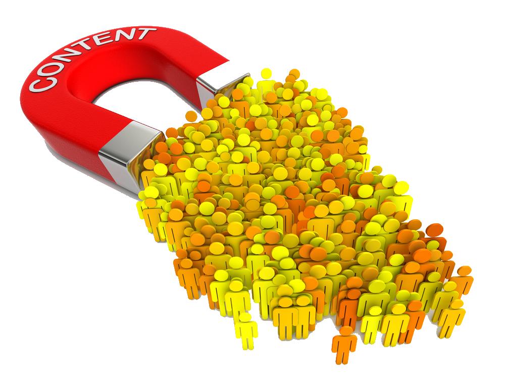 יצירת תוכן שממגנט לקוחות ובונה אמון דיגיטלי בכם ובמקצועיות שלכם