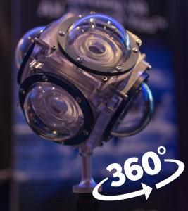 אפשרויות צילום ב - 360 מעלות והצגה מושלמת של התוכן השיווקי שלנו
