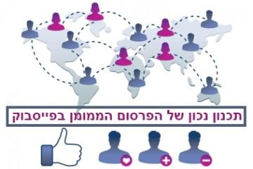 כיצד לתכנן מודעות בפרסום הממומן בפייסבוק שיוצרות מחויבות?