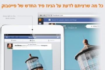 הניוז פיד של פייסבוק עומד להשתנות – על מה המהומה? ואיך זה משפיע על המשווקים בפייסבוק?