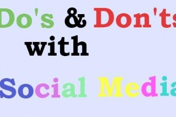 שיווק באינטרנט ושיווק ברשתות חברתיות – עשה ואל תעשה
