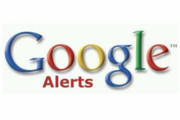 כלי ההתראות של גוגל